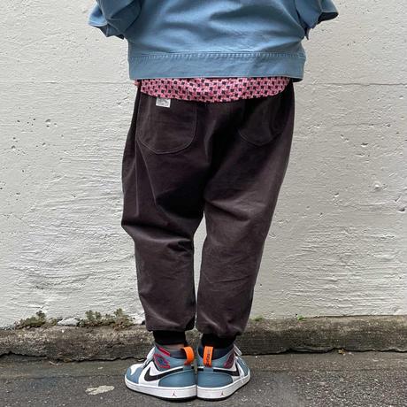 Cord Rib Pants(Gray)