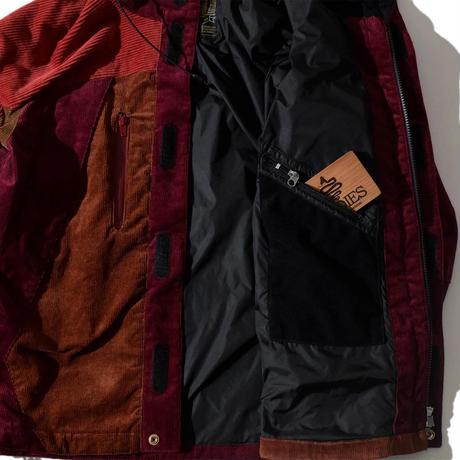 Cord Mountain Jacket(Brown)