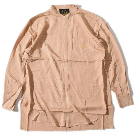 Stand Shirt(Beige)※直営店限定色