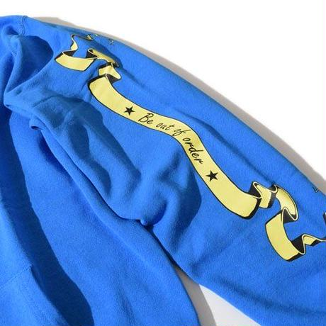 Luckey Wide Sweat(Blue)