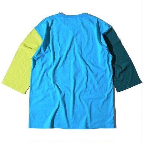 Never Half Sleeve T(Green)
