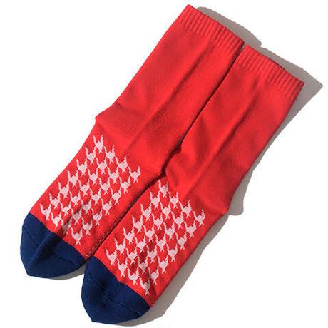 W.N.L Socks(Red)