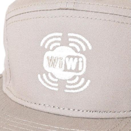 Wiwi Cap(Beige)