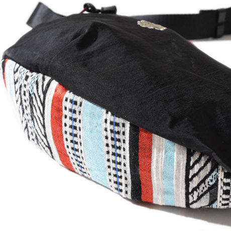 Ling Waist Bag(Black)※直営店限定色