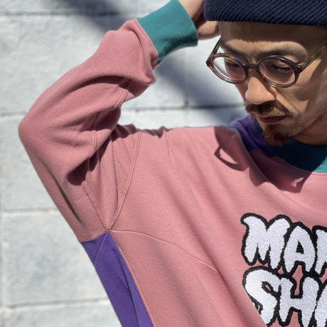 MUS Funny Sweat(Pink)