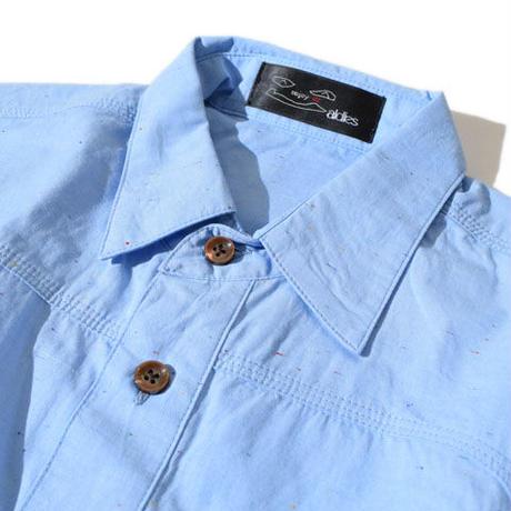 Triangle Shirt(Blue)※直営店限定商品