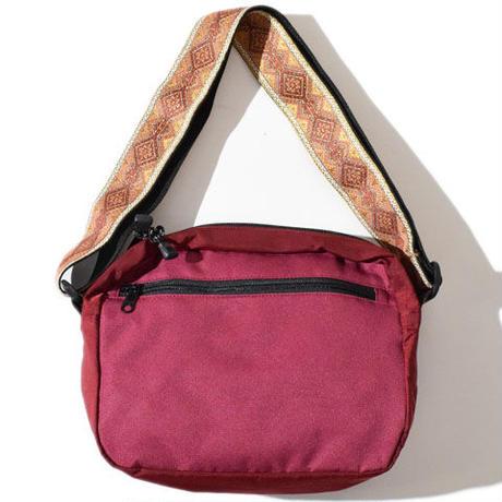 Anxious Shoulder Bag(Burgundy)※直営店限定アイテム