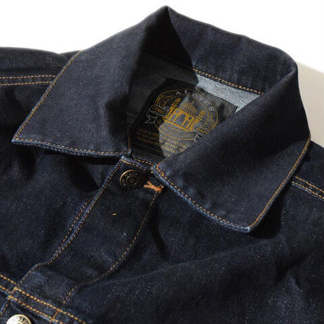 Double Happiness Denim JK(Navy)