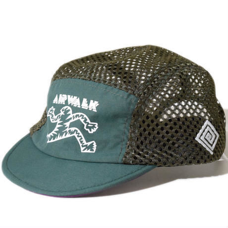 【ELDORESO×AIRWALK】Oliie Man Cap(Green)
