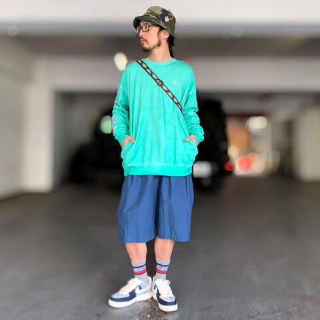 Completely Big Cut(Green)