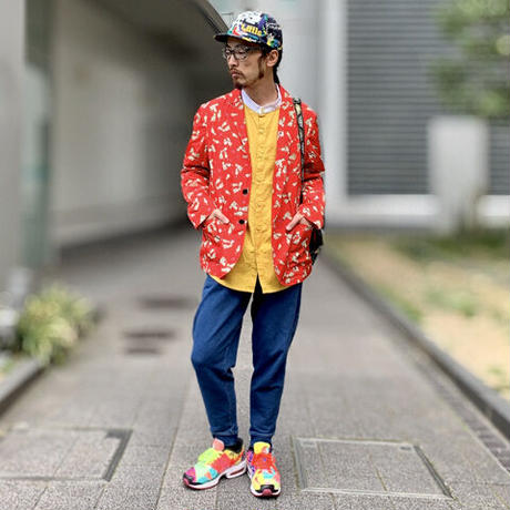 Sweetest Jacket(Red)※直営店限定色