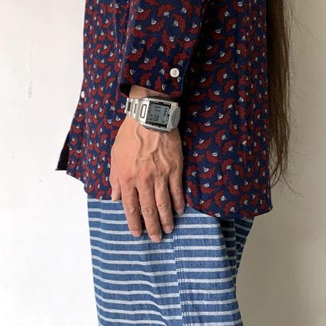 Odd Length Shirt(Burgundy)直営店限定色