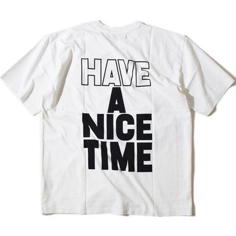 Nice Time Big T(White)