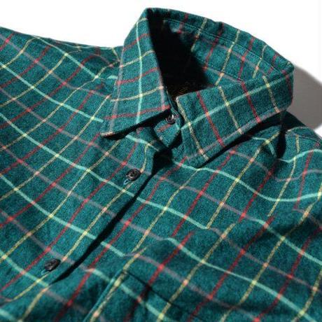 Tei Wide Shirt(Green)