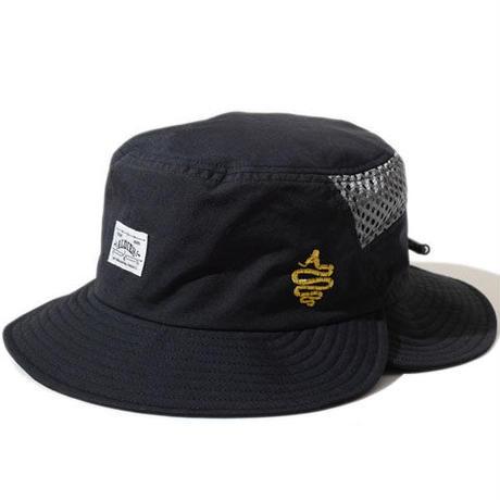 Double Brim Hat(Black)