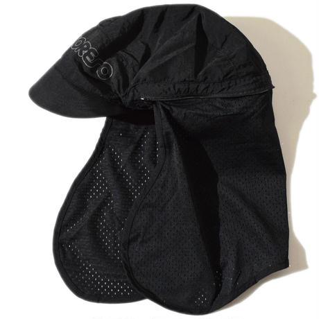 【ELDORESO】Shage Mesh Cap(Black)