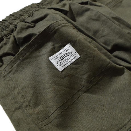 Spectacle Paw Pants(Olive)※直営店限定アイテム