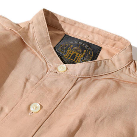 Stand Shirt(Beige)