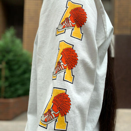 Indian Long T(White)