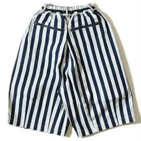 Denim Abura Shorts(Hickory)