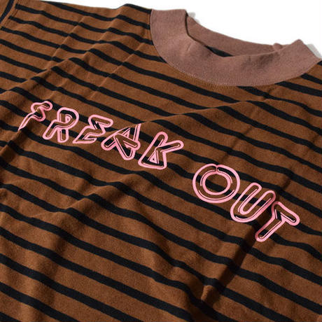 Freak Out Big T(Brown)