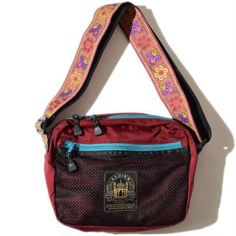 Anxious Shoulder Bag(Burgundy)