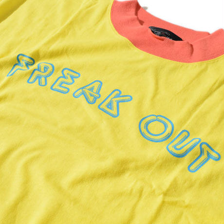 Freak Out Big T(Yellow)
