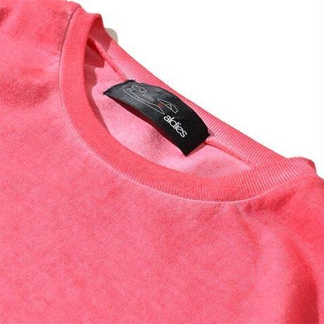 Wind Half Sleeve T(Pink)