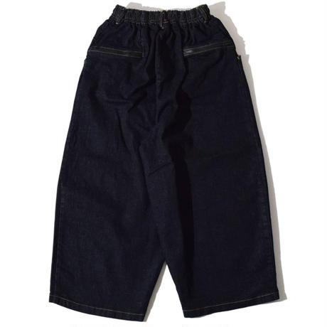 Denim Extensive Pants(Navy)