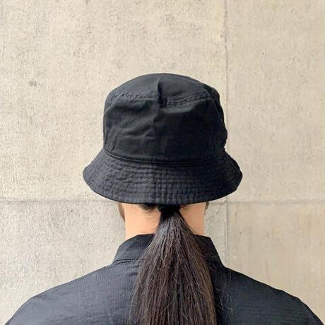 Epoch Bucket Hat(Black)