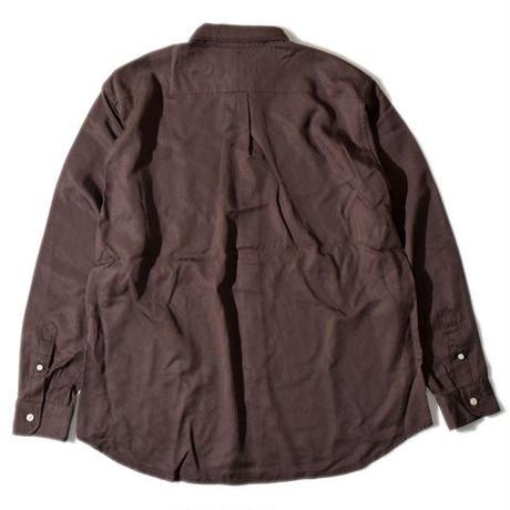 Usually Shirt(Brown)