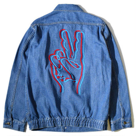 Scissors Denim JK(Blue)