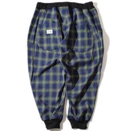 Lattice Rib Pants(Green)
