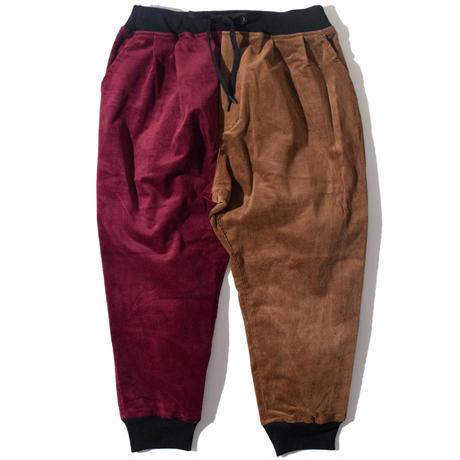 Cord Rib Pants(Brown)