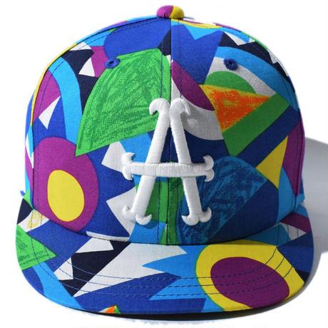 80s A Cap(Blue)