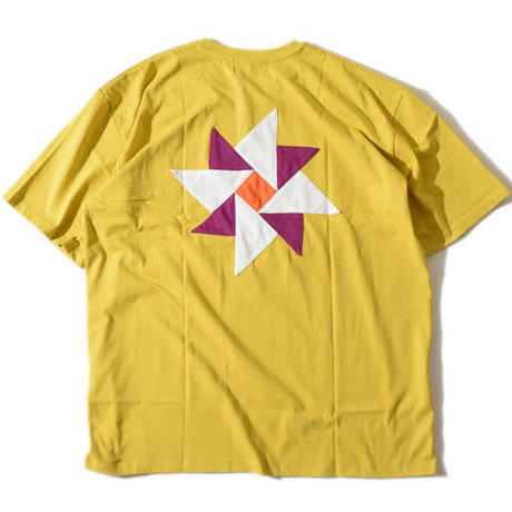 Pinwheel Big T(Yellow)