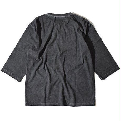 Wind Half Sleeve T(Black)