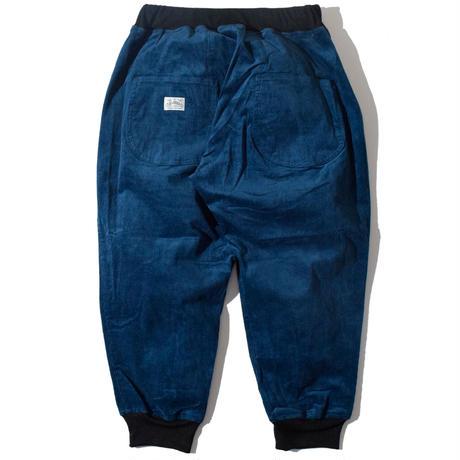 Cord Rib Pants(Green)