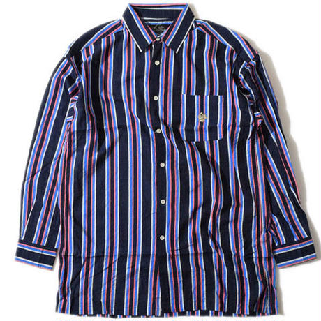 Zombie Long Shirt(Navy)