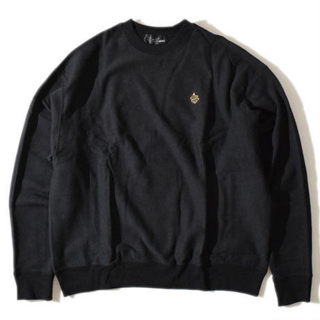 Super Daikichi Wide Sweat(Black)