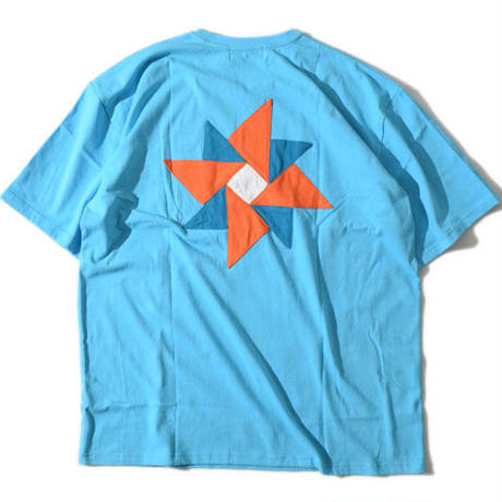 Pinwheel Big T(Blue)