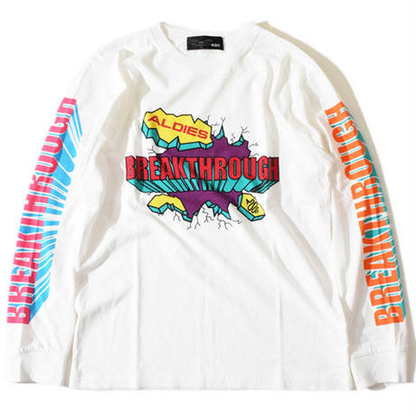 Breakthrough Long T(White)