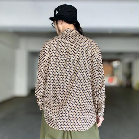 Queen Shirts(Beige)※直営店限定アイテム