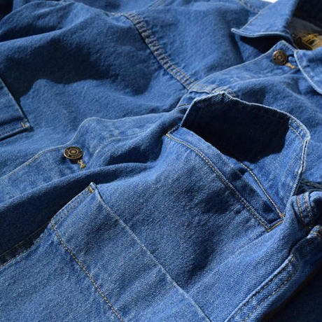 Scissors Denim JK(Blue)
