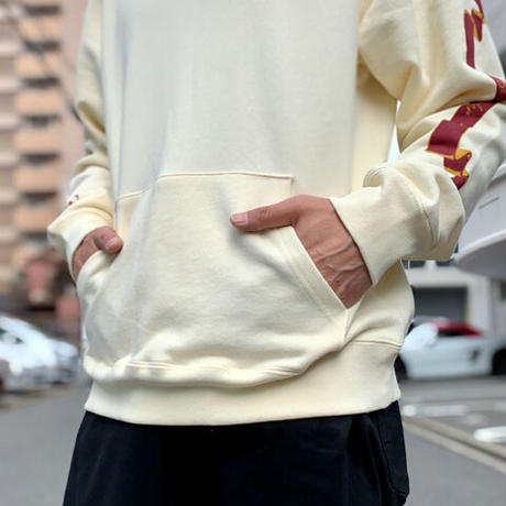 Luckey Wide Sweat(Nat)