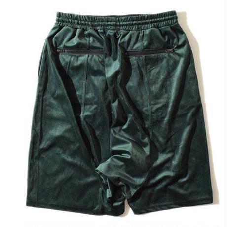 Velor Loose PT(Green)