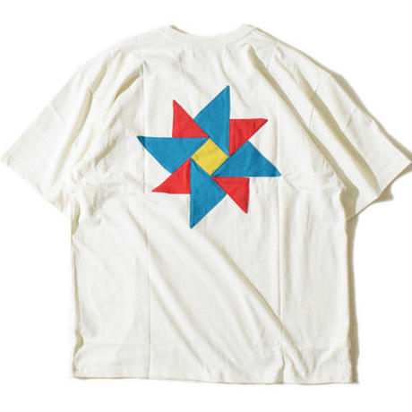 Pinwheel Big T(White)