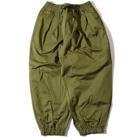 Conversacion Wide Pants(Olive)