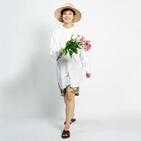 Stand Shirt(White)※直営店限定色