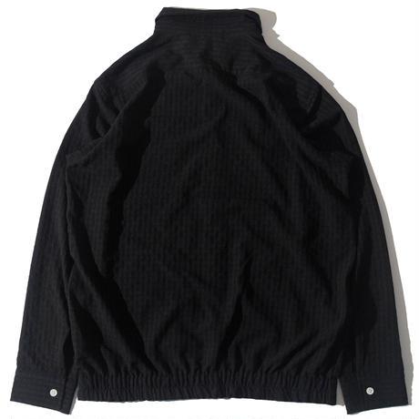 Check Tighten Shirts(Black)